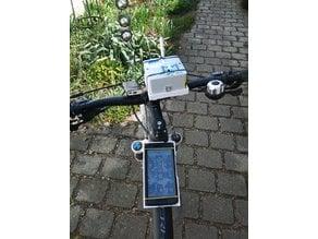 Nexus 5X bike mount Bulls Copperhead