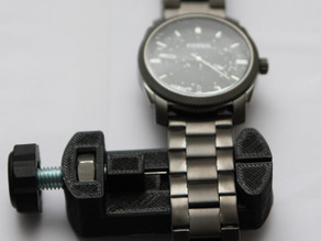 Metal Watch Band Shortener Tool
