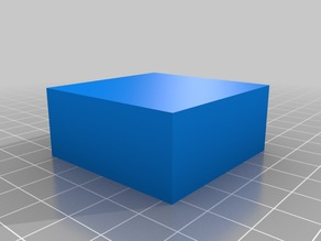 Simple Magnet Container