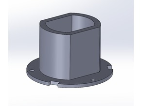 FTC Tetrix Gearbox Adapter