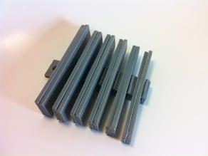 Machininst's Parallel Bar Set