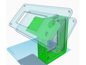 TEVO Tarantula electronics case/LCD Mount