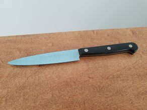 Spiral Vase Knife Sheath