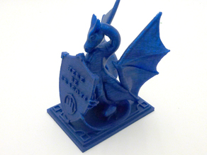 Roark The Dragon (DragonOff 2015 trophy)