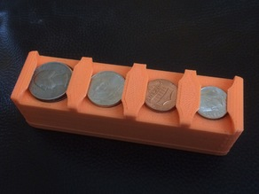 US Coin Dispenser