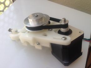 Universal Belted Extruder - Bowden and Direct