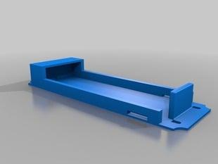 3s lipo battery box for dji Flamewheel