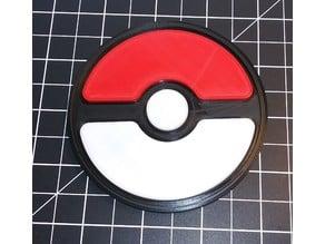 Pokeball Coaster