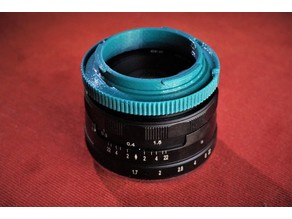 Reverse Mount Adapter for Sony E-Mount (40.5mm, 49mm, 52mm, 55mm)