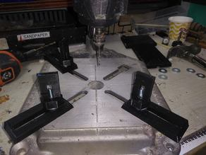 Dremel Drill Press Hold Downs