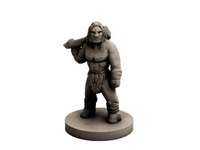 Caveman (18mm scale)