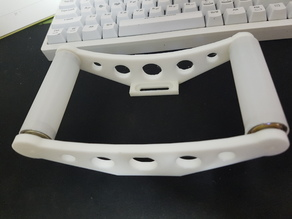 Filament Holder with no bearings or 608zz