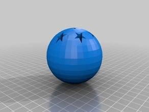 hanging dragon ball #7