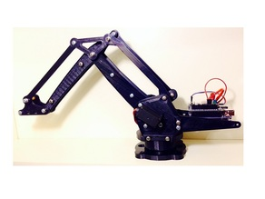 Lite Arm_Open Source Robotic Arm (i1)