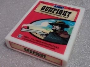 Atari 2600 Cartridge Shell - Easy Print