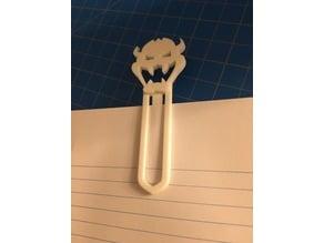 Bowser Paper Clip
