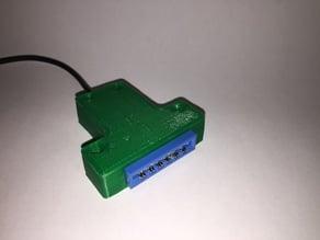 Commodore Datasette Connector Backshell