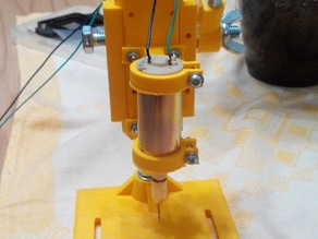DIY Mini Drill Press