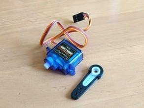 Micro 9g Servo Arm Extender