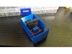 Customizable OMRON solid state relay case