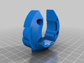 Anycubic Kossel E3D v6 Compatable Duct