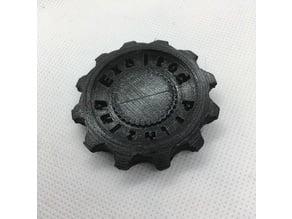 Customizable Maker Coin - ollej