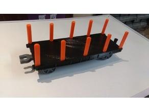 Lego duplo wagon autos