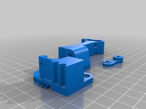 Replicator 2X Ultimate Extruder