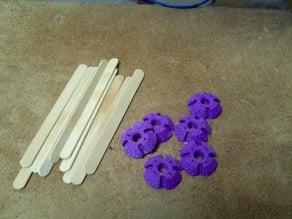 Icebar Stick Polyhedra