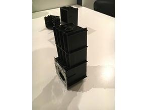 built-in box - demotics - extra space