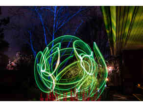 Universal Colorfilters for light painting