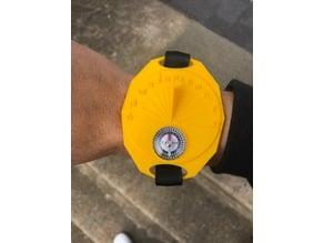 El Solley (Sundial watch)