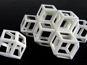 Rhombic dodecahedra