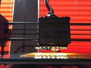 Anycubic i3 Mega - LED Upgrade with Switch