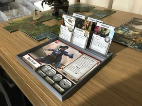 Imperial Assault Player Dashboard