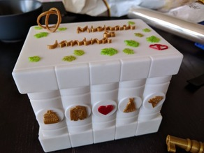 Secret Wedding Box