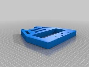 Samsung Monitor U28E510D Adapter Bottom