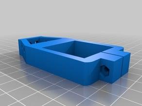 Tevo Tarantula I3 laser mount for modular plate