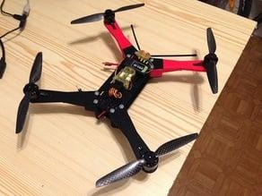 semi-H 300 quad copter frame