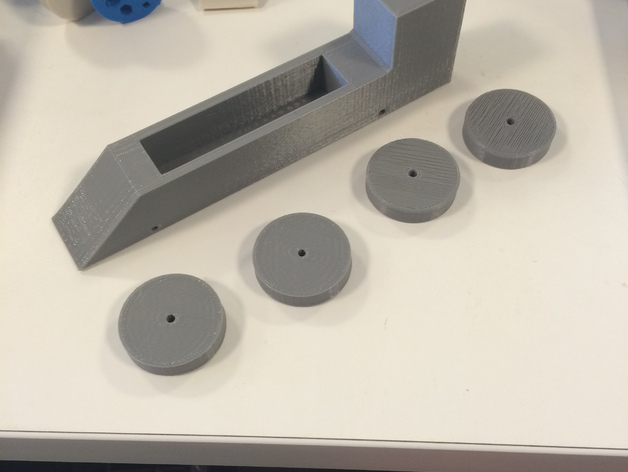 3d Printed Co2 Car Part One Design By Carlosvaras