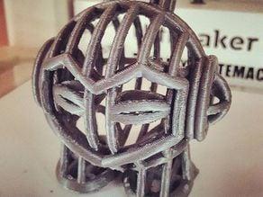 3D Hubs Marvin - Wireframe