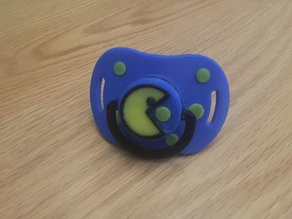 pacman pacifier