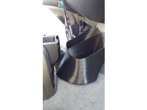 Prius Trash Can