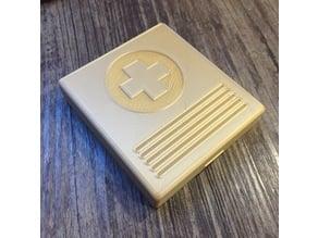 Pill box / Аптечка индивидуальная