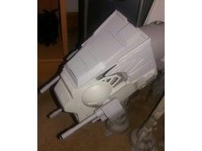 Star wars AT-AT gun