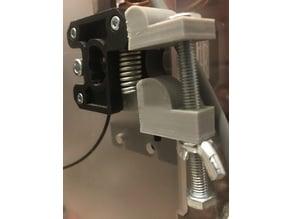 Extruder mod for vertex K8400 (flexible filament)