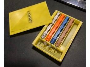 Lansky Sharpening System hone box