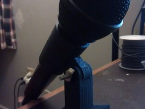 Simple Microphone Stand
