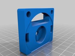 Universal Ultimaker 2 Spool Holder Adapter Mount