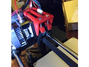 Anet A6 X-belt tensioner (tensor del eje X para anet A6) !!! WORKS GREAT!!